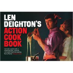 Image and link to Len Deighton's The Action Cookbook